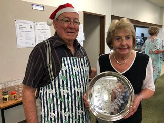 2018 Winner of the Friday PM Williams Memorial Salver