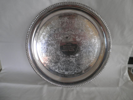 Ailsa Hollis Salver