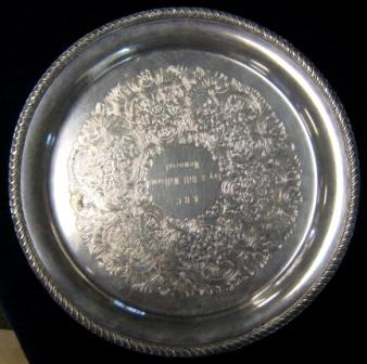 Williams Memorial Salver