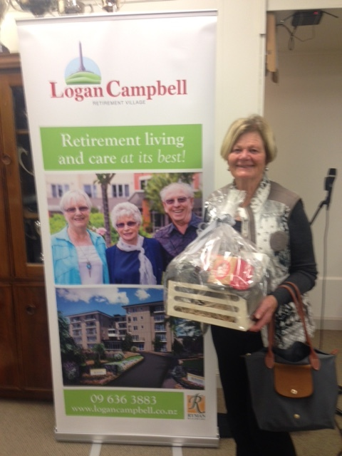 Logan Campbell Gift Basket