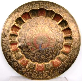 Indian Bridge Federation Salver